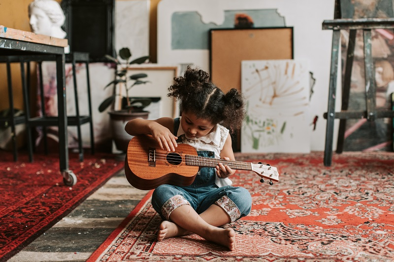 Why Music Matters In A Child's Education ?